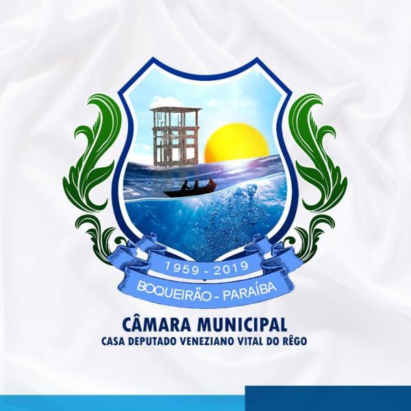 Brasão da Câmara Municipal de Boqueirão